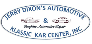 Jerry Dixon's Automotive & Klassic Kars